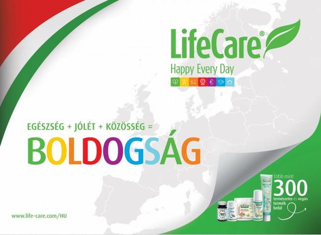 Magyar Life Care katalógus