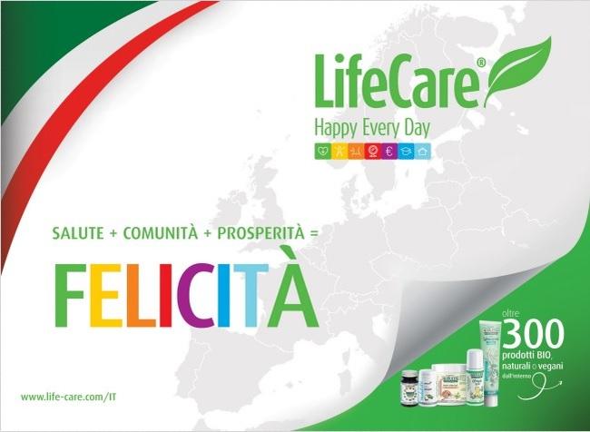 Olasz Life Care katalógus