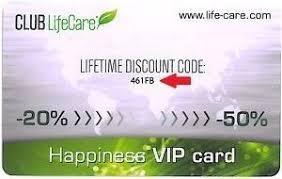 life care vip kártya aktiválása